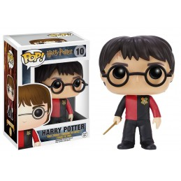 FUNKO POP! HARRY POTTER - HARRY BOBBLE HEAD KNOCKER FIGURE