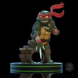 TEENAGE MUTANT NINJA TURTLES Q-FIG DIORAMA RAFFAELLO 13 CM STATUE FIGURE QUANTUM MECHANIX