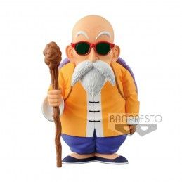 DRAGON BALL ORIGINAL FIGURE COLLECTION - MASTER ROSHI (MAESTRO TARTARUGHE) 15CM STATUE FIGURE BANPRESTO