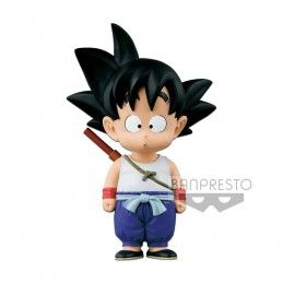 BANPRESTO DRAGON BALL ORIGINAL FIGURE COLLECTION - KID SON GOKU 15CM STATUE FIGURE