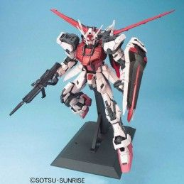 PERFECT GRADE PG GUNDAM MBF-02 STRIKE ROUGE AND SKYGRASPER 1/60 MODEL KIT BANDAI