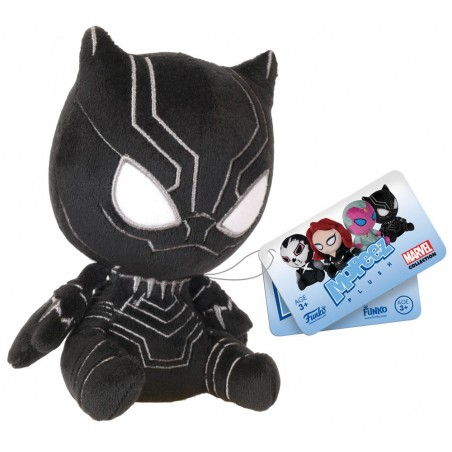 Marvel Uomo Captain America Civil War Black Panther Eyes