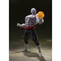 BANDAI DRAGON BALL SUPER JIREN FINAL BATTLE S.H. FIGUARTS ACTION FIGURE