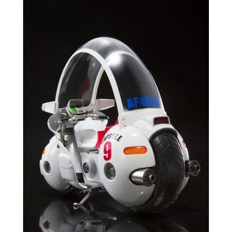 DRAGON BALL BULMA MOTORCYCLE S.H. FIGUARTS ACTION FIGURE