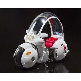 DRAGON BALL BULMA MOTORCYCLE S.H. FIGUARTS ACTION FIGURE BANDAI