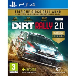 DIRT RALLY 2.0 GOTY PS4...