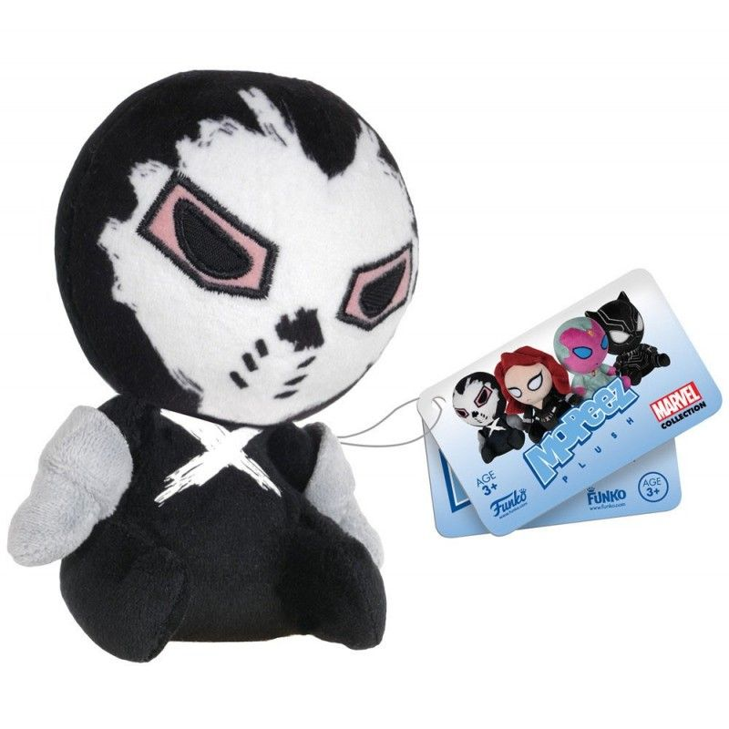 CAPTAIN AMERICA CIVIL WAR - PUPAZZO PELUCHE CROSSBONES 13CM PLUSH FIGURE FUNKO