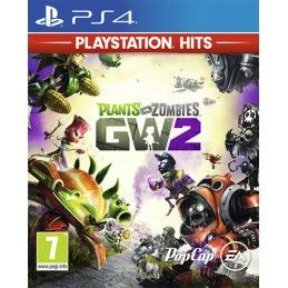 PLANTS VS ZOMBIES GARDEN WARFARE 2 PS4 PLAYSTATION 4 HITS NUOVO ITALIANO