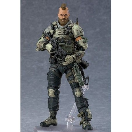 CALL OF DUTY BLACK OPS 4 RUIN FIGMA ACTION FIGURE
