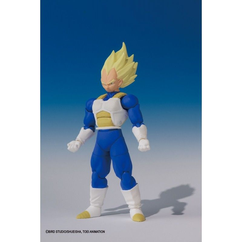 BANDAI DRAGON BALL Z SUPER SAIYAN VEGETA SHODO ACTION FIGURE