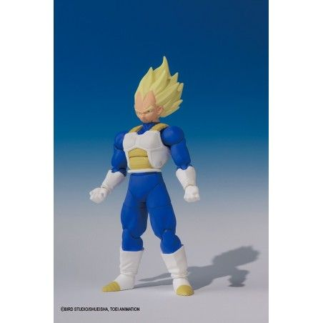 DRAGON BALL Z SUPER SAIYAN VEGETA SHODO ACTION FIGURE