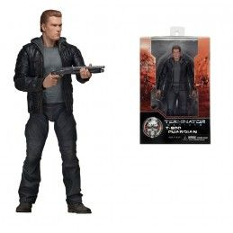 TERMINATOR GENISYS T-800 GUARDIAN ACTION FIGURE NECA