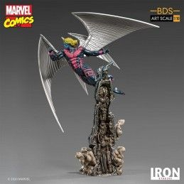 X-MEN - ARCHANGEL BDS ART SCALE 1/10 STATUE 38CM FIGURE IRON STUDIOS