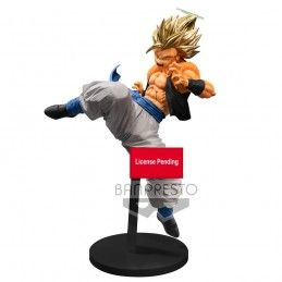 BANPRESTO DRAGON BALL SUPER BLOOD OF SAIYANS - SUPER SAIYAN GOGETA SPECIAL IX 19CM STATUE FIGURE