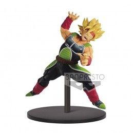 DRAGON BALL SUPER CHOSENSHIRETSUDEN - SUPER SAIYAN BARDOCK STATUE FIGURE BANPRESTO