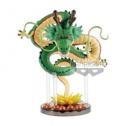 BANPRESTO DRAGON BALL Z - MEGA SHENRON AND DRAGON BALLS STATUE FIGURE