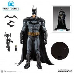 DC MULTIVERSE BATMAN ARKHAM ASYLUM - BATMAN 18CM ACTION FIGURE MC FARLANE