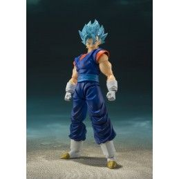 DRAGON BALL SUPER VEGETTO GOD S.H. FIGUARTS ACTION FIGURE BANDAI