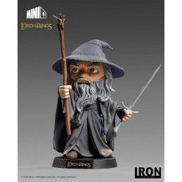IRON STUDIOS THE LORD OF THE RINGS MINICO GANDALF FIGURE 18 CM STATUE