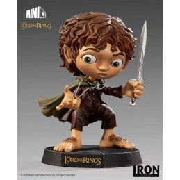 THE LORD OF THE RINGS MINICO FRODO FIGURE 12 CM STATUE IRON STUDIOS