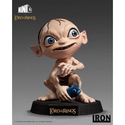 THE LORD OF THE RINGS MINICO GOLLUM FIGURE 10 CM STATUE IRON STUDIOS