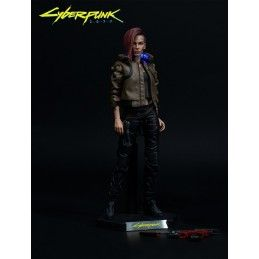 CYBERPUNK 2077 - V FEMALE 1/6 30CM ACTION FIGURE PURE ARTS