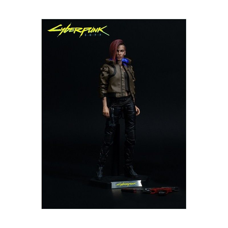 PURE ARTS CYBERPUNK 2077 - V FEMALE 1/6 30CM ACTION FIGURE