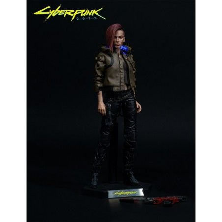 CYBERPUNK 2077 - V FEMALE 1/6 30CM ACTION FIGURE