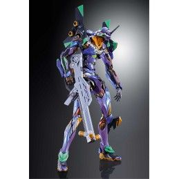 BANDAI METAL BUILD NG EVANGELION EVA-01 2020 TEST TYPE ACTION FIGURE