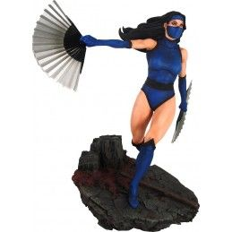 MORTAL KOMBAT 11 GALLERY - KITANA 25CM FIGURE STATUE DIAMOND SELECT