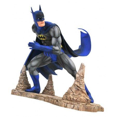 DC GALLERY COMIC BATMAN BY SHAWN KNAPP STATUE 18CM FIGURE