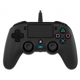 NACON CONTROLLER WIRED DUAL SHOCK 4 PS4 NERO