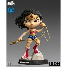 IRON STUDIOS WONDER WOMAN MINICO FIGURE 14CM STATUE