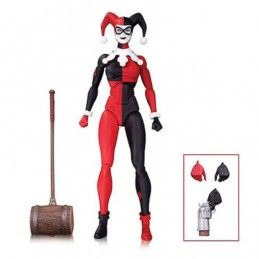 DC COMICS ICONS HARLEY QUINN (NO MAN'S LAND) ACTION FIGURE DC COLLECTIBLES