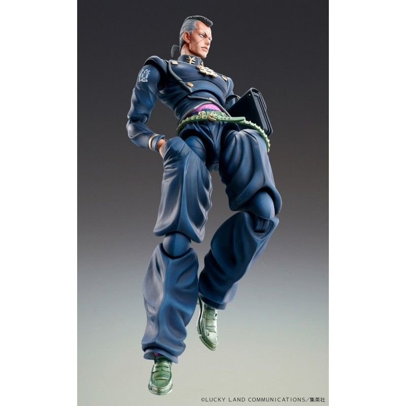 JOJO BIZARRE ADVENTURE CHOZOKADO OKUYASU NIJIMURA ACTION FIGURE MEDICOS ENTERTAINMENT