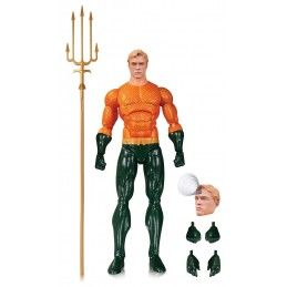 DC COLLECTIBLES DC COMICS ICONS - AQUAMAN ACTION FIGURE