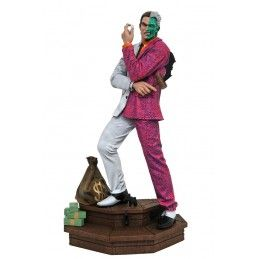 DC GALLERY COMIC TWO FACE BY CAESAR 30CM FIGURE STATUE DIAMOND SELECT