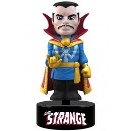 MARVEL DR STRANGE BODY KNOCKERS BOBBLE HEAD ACTION FIGURE NECA