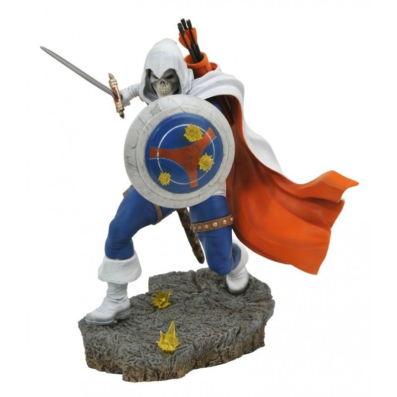 DIAMOND SELECT MARVEL GALLERY COMIC TASKMASTER 25CM FIGURE STATUE