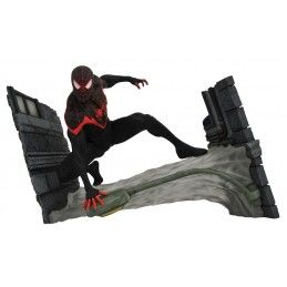 DIAMOND SELECT MARVEL GALLERY COMIC SPIDER-MAN MILES MORALES 25CM FIGURE STATUE
