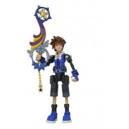 KINGDOM HEARTS 3 - WISDOM FORM TOY STORY SORA ACTION FIGURE DIAMOND SELECT