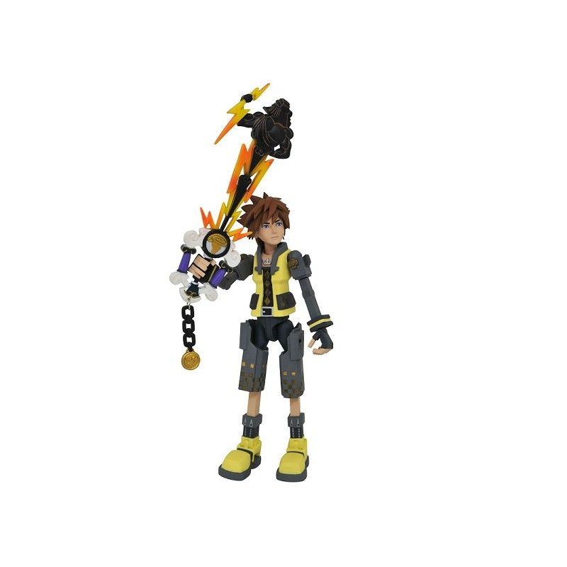 DIAMOND SELECT KINGDOM HEARTS 3 - GUARDIAN FORM TOY STORY SORA ACTION FIGURE