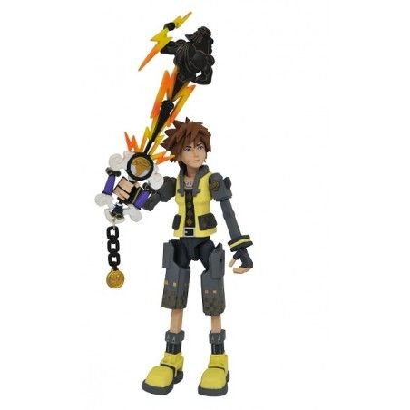 KINGDOM HEARTS 3 - GUARDIAN FORM TOY STORY SORA ACTION FIGURE