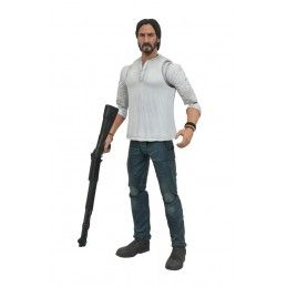 JOHN WICK 3 SELECT - CASUAL JOHN WICK ACTION FIGURE DIAMOND SELECT