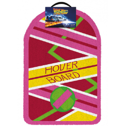 BACK TO THE FUTURE - HOVERBOARD DOORMAT ZERBINO 40X60CM PYRAMID INTERNATIONAL