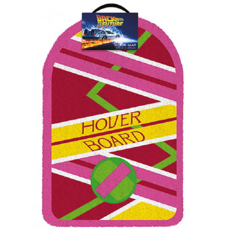 BACK TO THE FUTURE - HOVERBOARD DOORMAT ZERBINO 40X60CM
