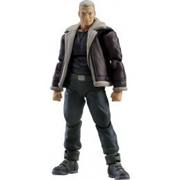 MAX FACTORY GHOST IN THE SHELL STAND ALONE COMPLEX - BATOU SAC VER. FIGMA ACTION FIGURE