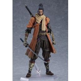 MAX FACTORY SEKIRO SHADOWS DIE TWICE - SEKIRO FIGMA ACTION FIGURE