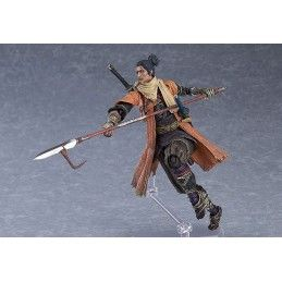 SEKIRO SHADOWS DIE TWICE - SEKIRO DELUXE FIGMA ACTION FIGURE MAX FACTORY