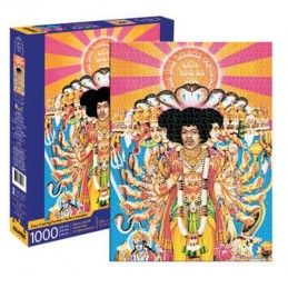 JIMI HENDRIX ALBUM COVER AXIS BOLD AS LOVE 1000 PIECES PEZZI JIGSAW PUZZLE AQUARIUS ENT